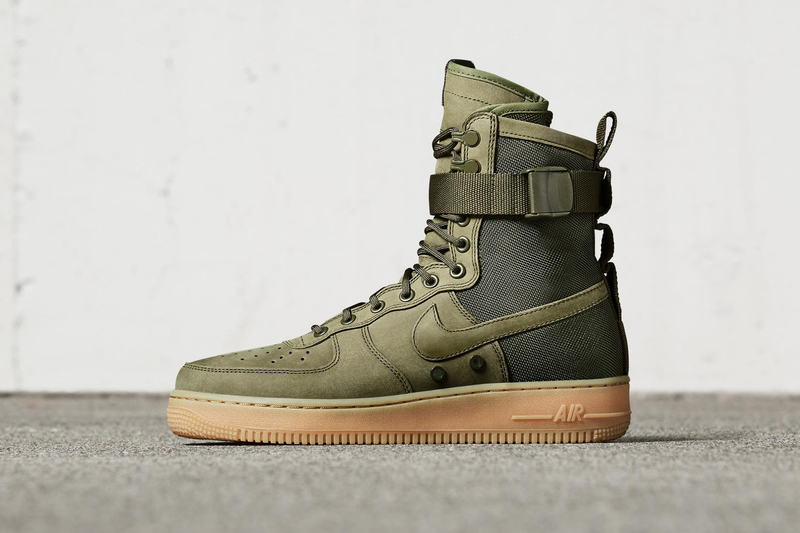 Nike Reveal Winter Ready Special Field Air Force 1