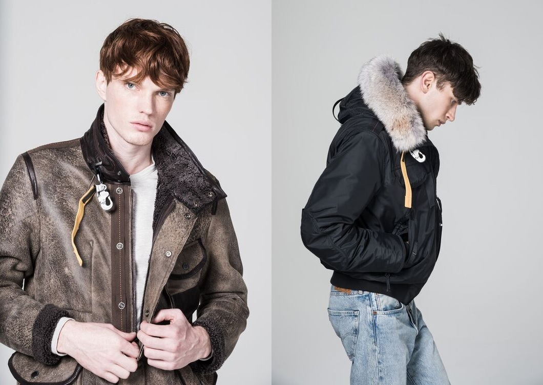 ParaJumpers Autumn/Winter 2016 Collection