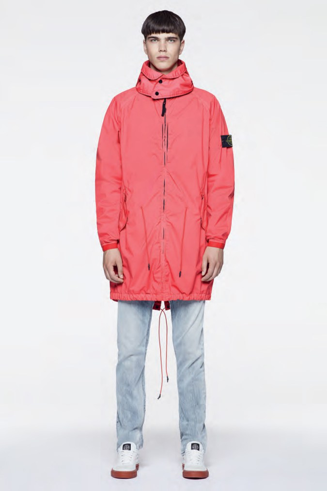 Stone Island Spring/Summer 2017 Collection