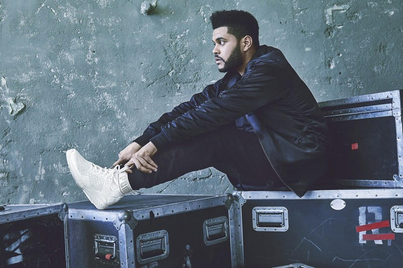 The Weeknd Stars in Latest PUMA Campaign