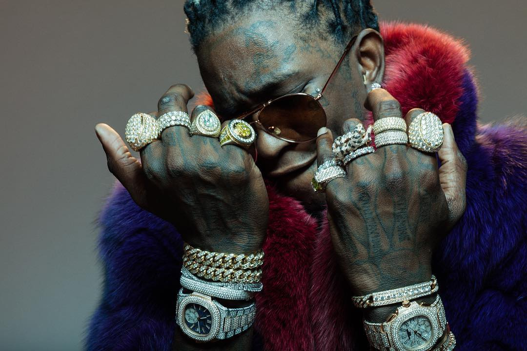 Young Thug Launches His Own Record Label