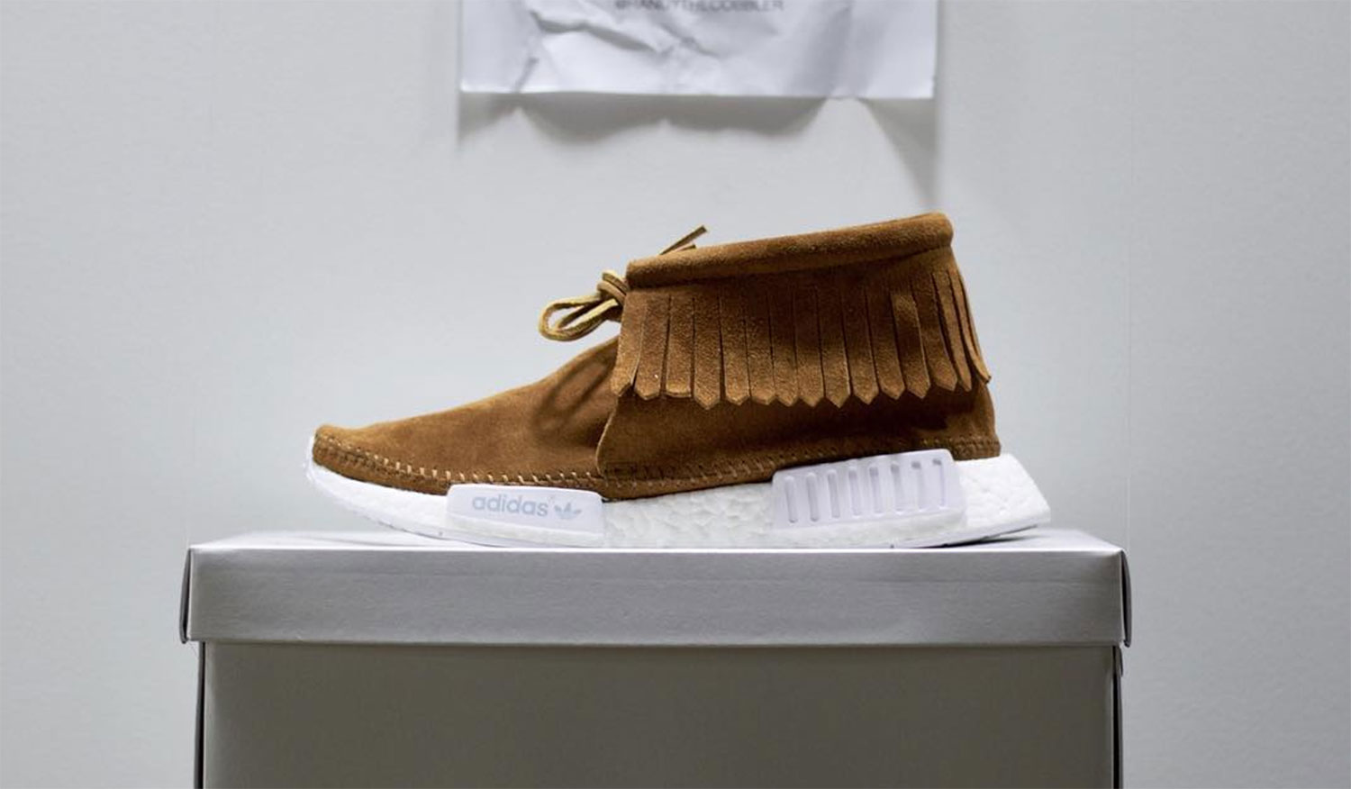 Adidas NMD Gets A Moccasin Update For FW16