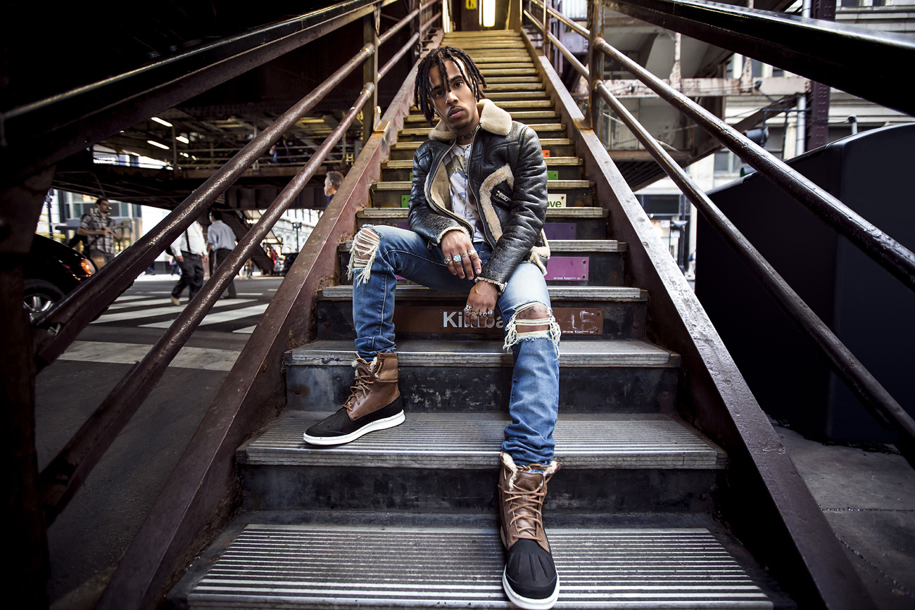 Vic Mensa x UGG FW16 Collaboration