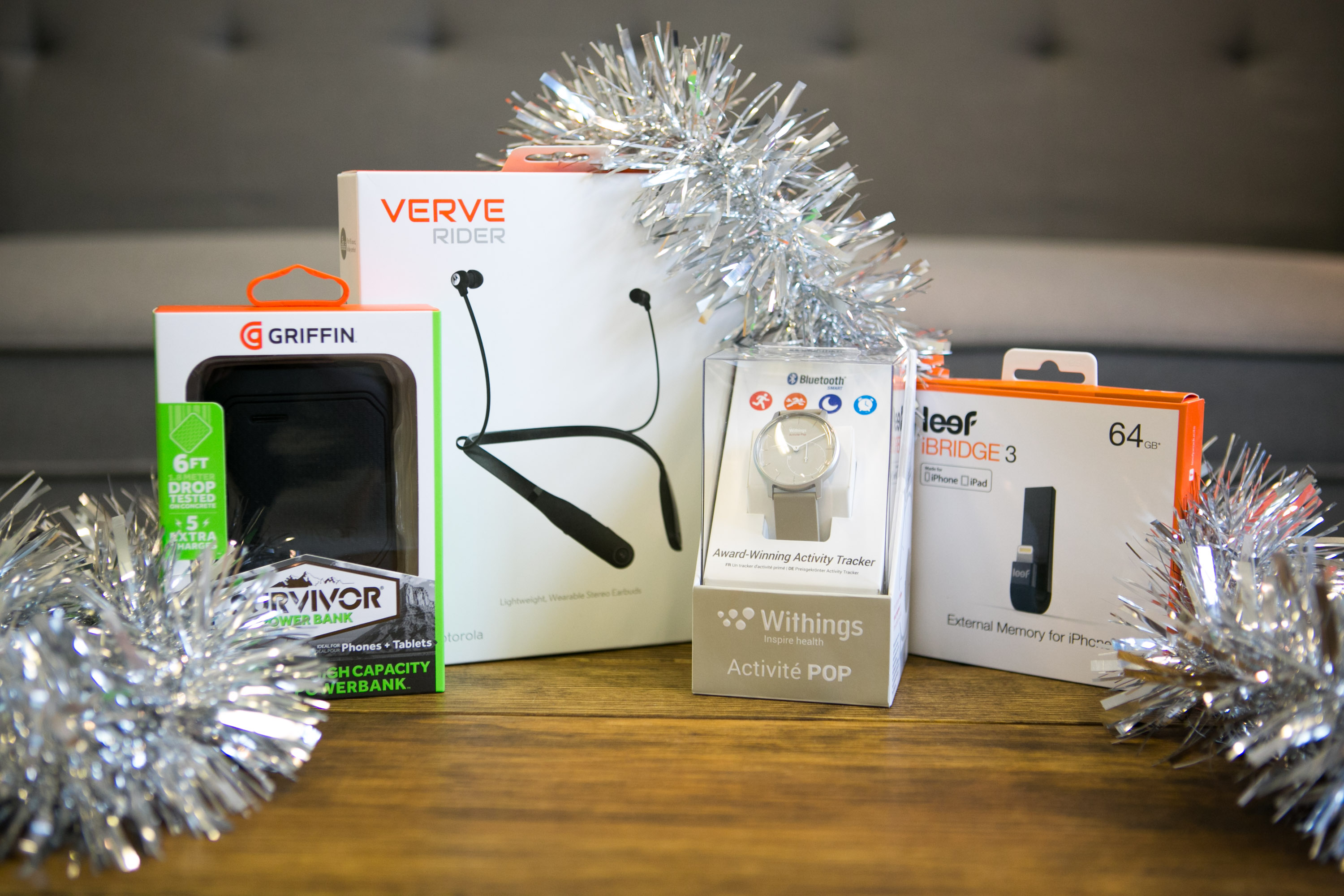 PAUSE Gadgets Christmas Gift List