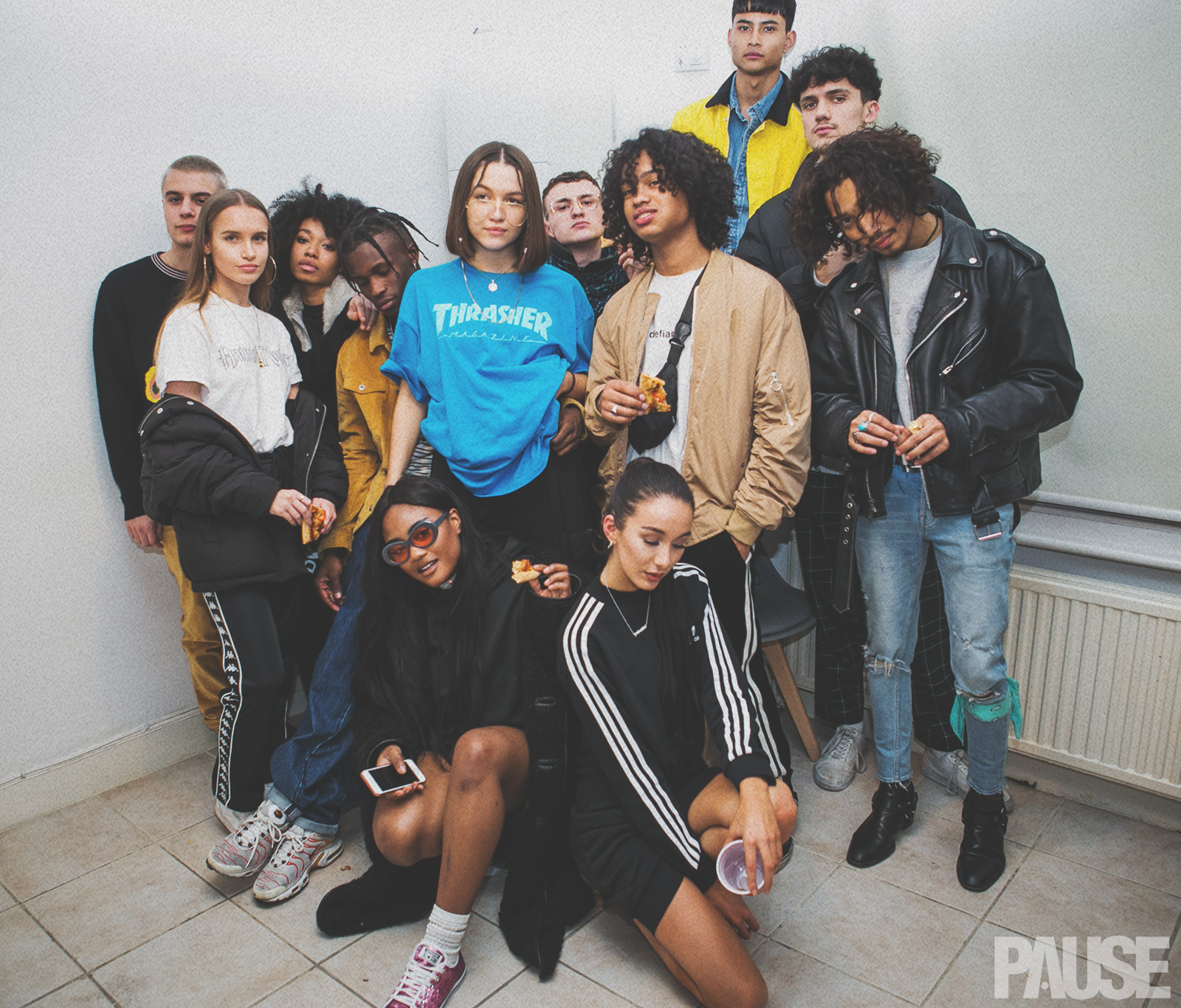 PAUSE Editorial: The House Party