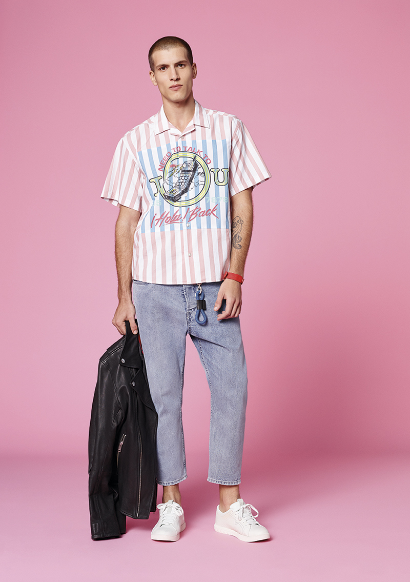 Diesel Spring/Summer 2017 Lookbook