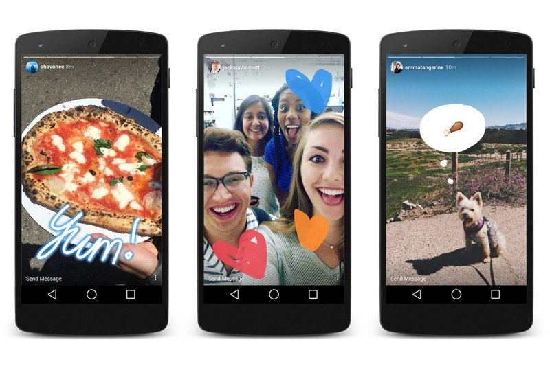 Instagram Bring Us New Update To Stories
