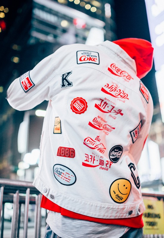 Check Out Every Look From The KITH X Coca-Cola Collection
