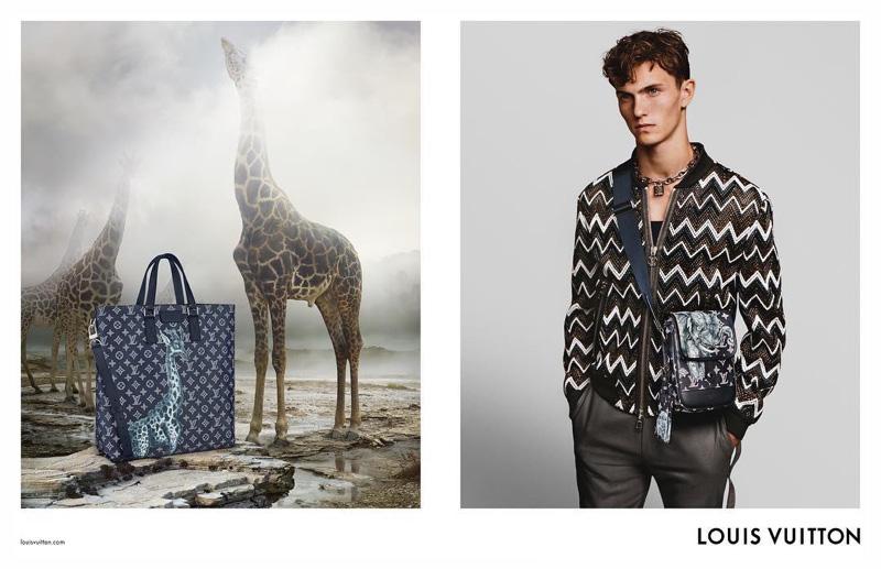 Louis Vuitton Unveil Spring/Summer 2017 Campaign