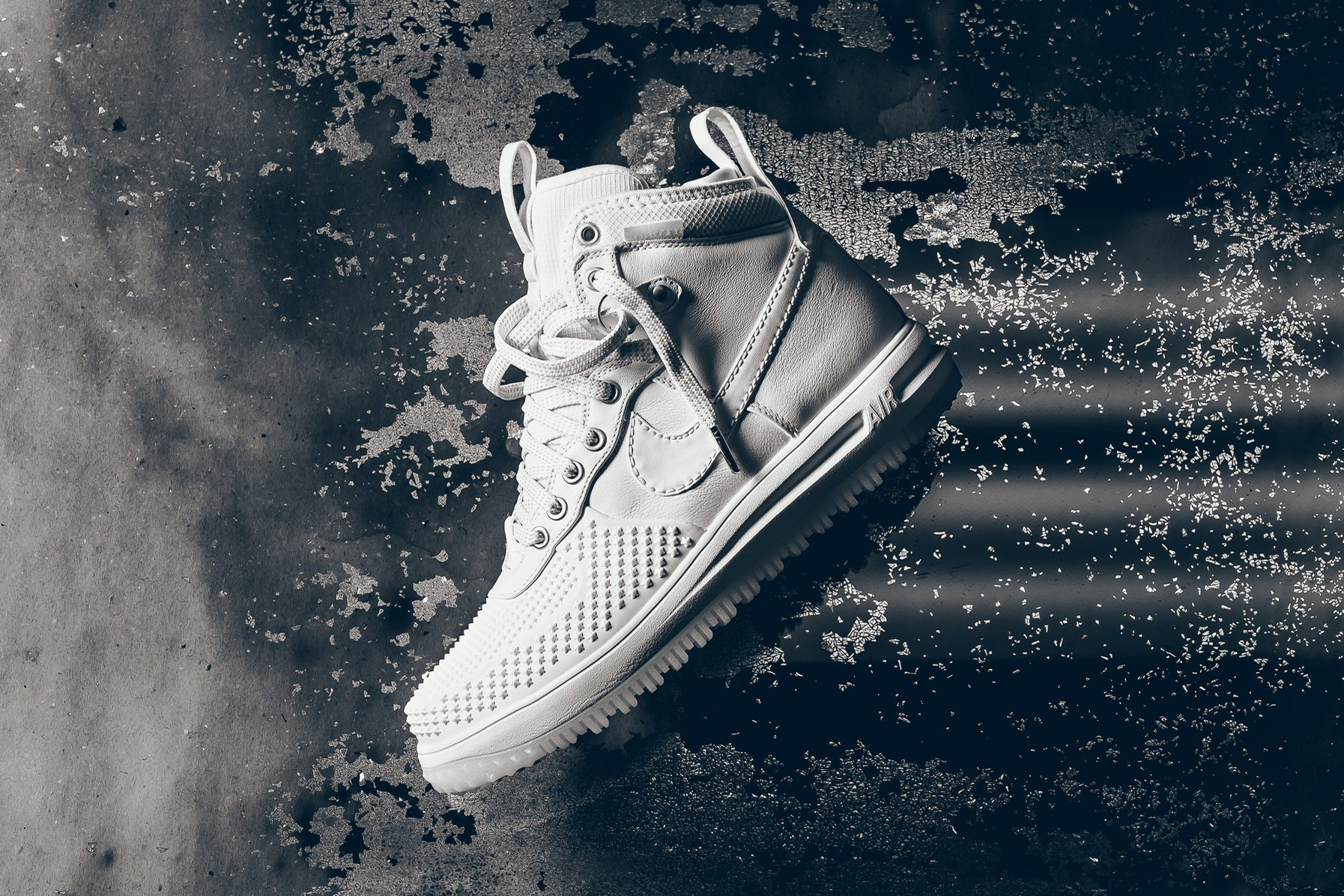 Nike Release New Colourway Of The Lunar Force 1 Duckboot