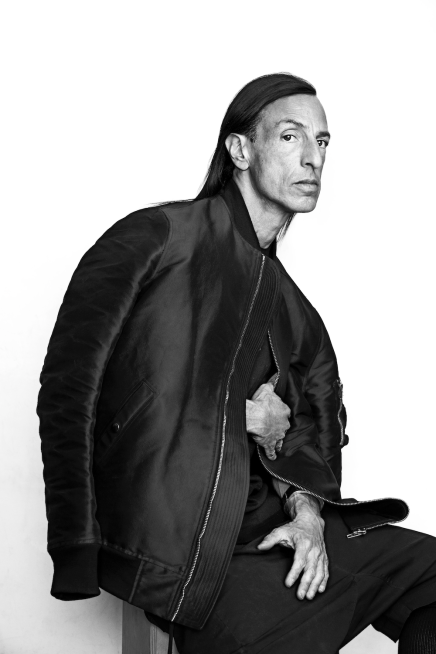 Rick Owens On What It Takes To Be A Man