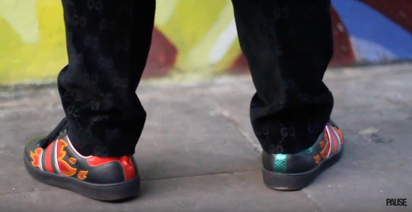 Men's Street Style Interviews: East London (PART 2)