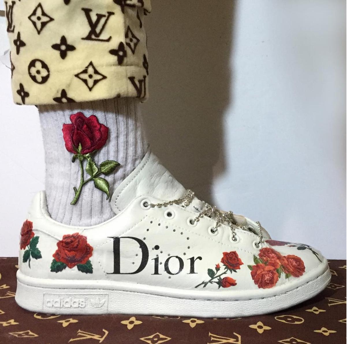 Custom Gucci And More By Ava Nirui