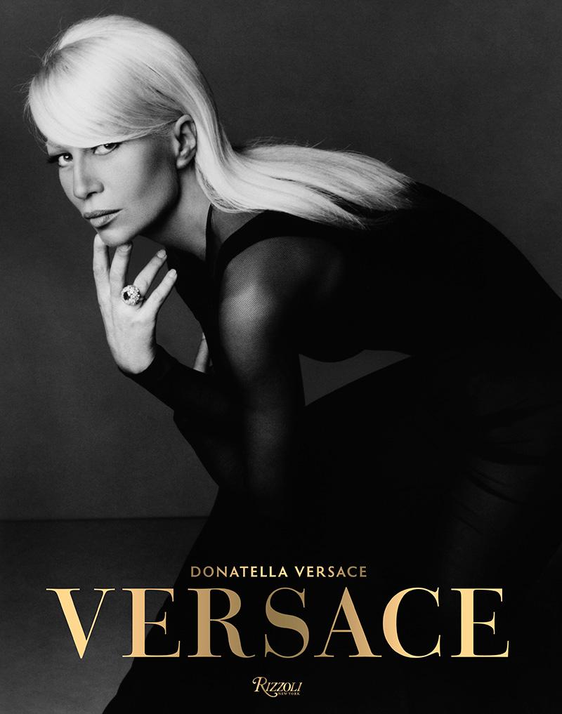 Donatella Versace To Personally Present Versace Book