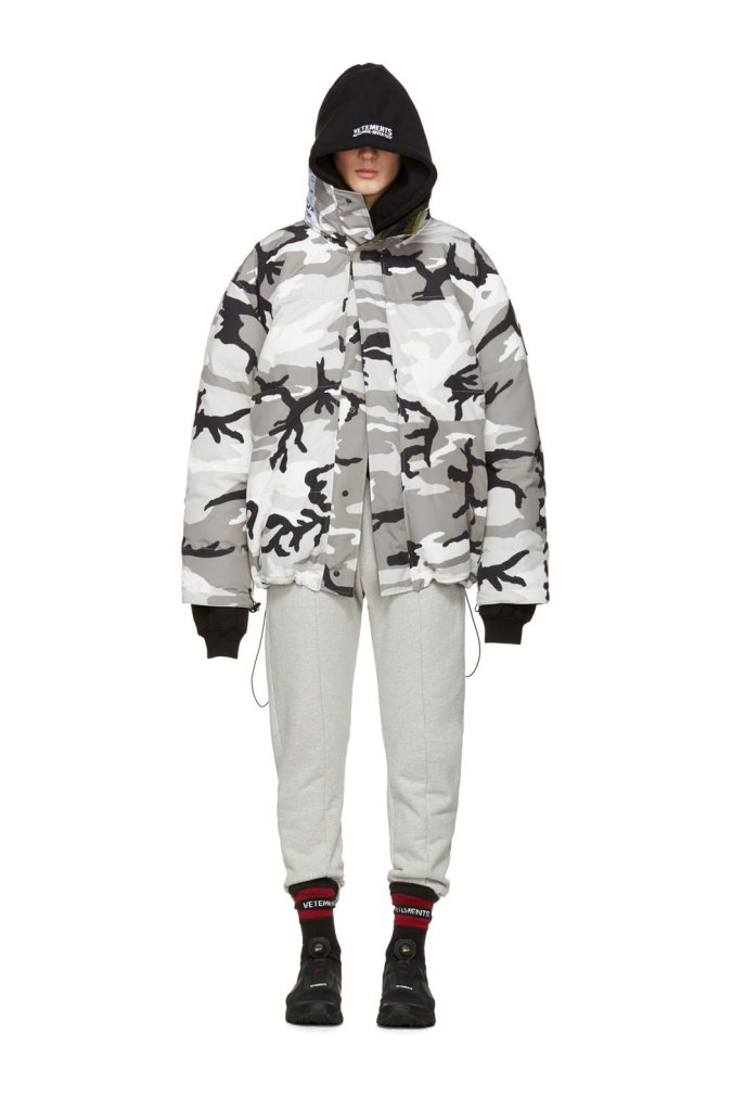 Vetements x Canada Goose Collaboration Is Available For Purchase