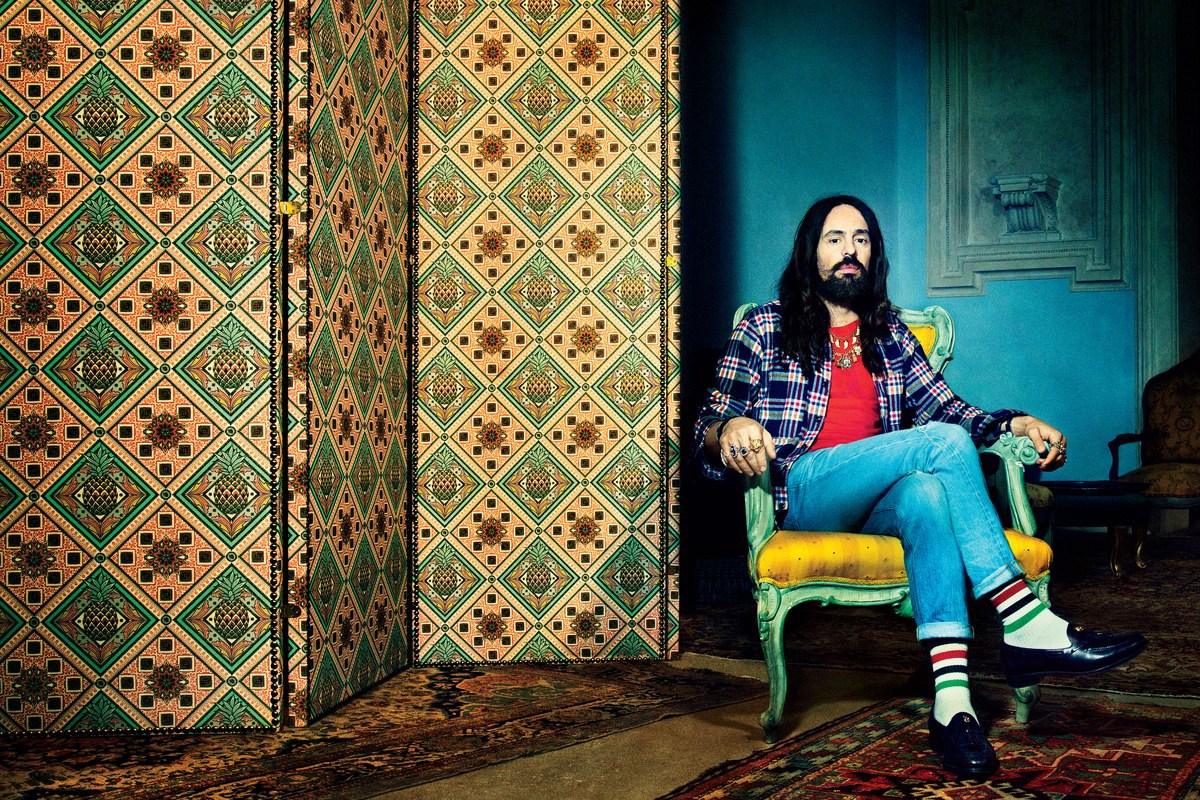 Gucci's Newest Creative Director Discusses His Journey To The Top