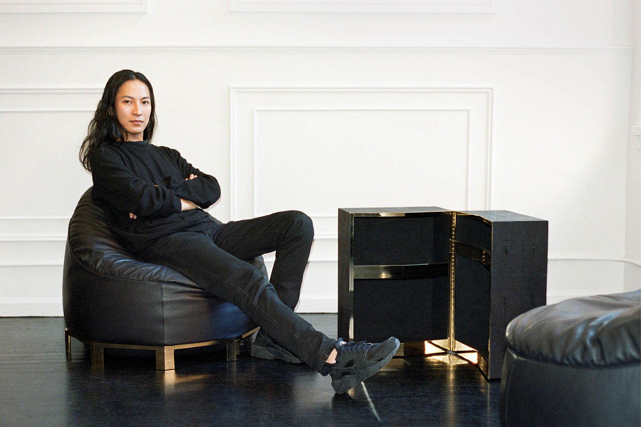 Alexander Wang Merges Fashion Lines