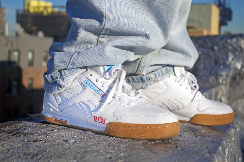 Exclusive Alife X Reebok Classic Phase 1 Pro Colourways