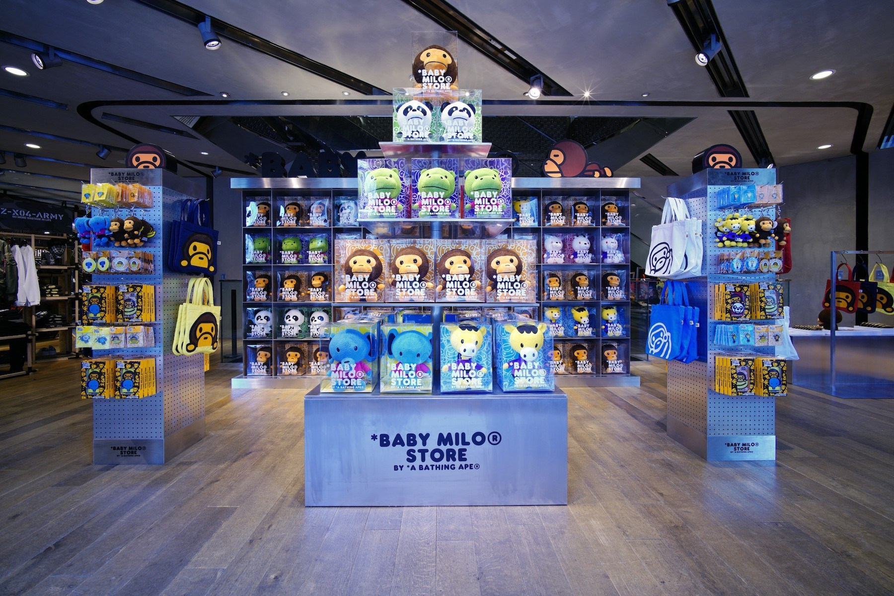A Look Inside The Hong Kong Baby Milo Pop-Up Store