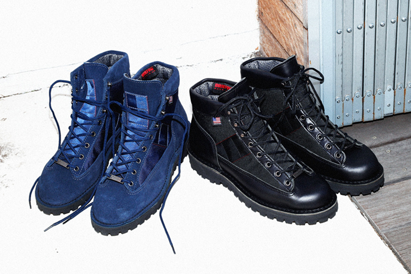 BRIEFING x Danner x Beams Plus Features Two Outdoor Essentials