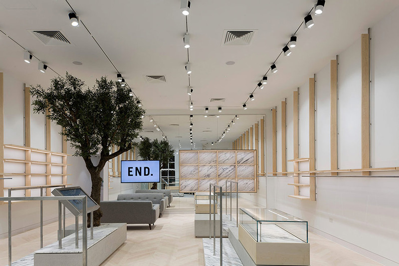 END. Reveals New Glasgow Flagship Store