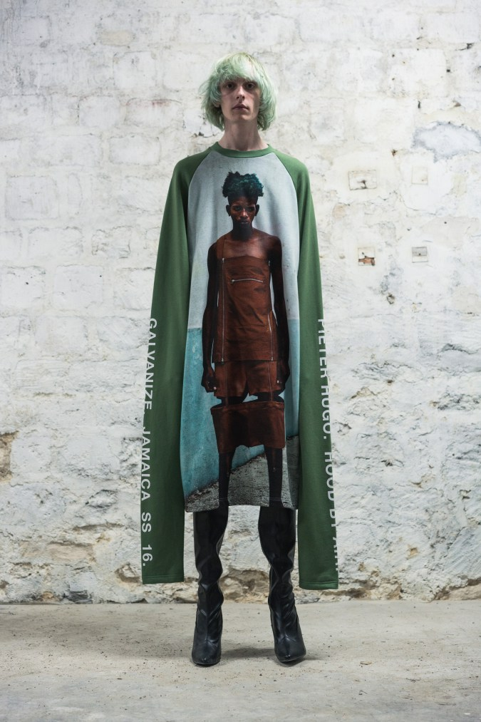 Hood by Air x Pieter Hugo's Capsule Collection