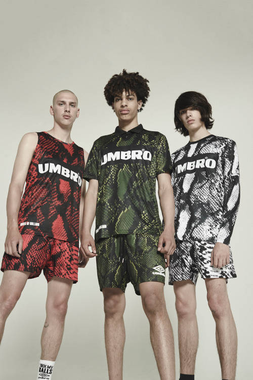 Umbro x House of Holland Collaboration