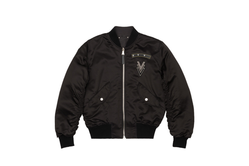 Louis Vuitton Announce Release Of MA-1 Bomber