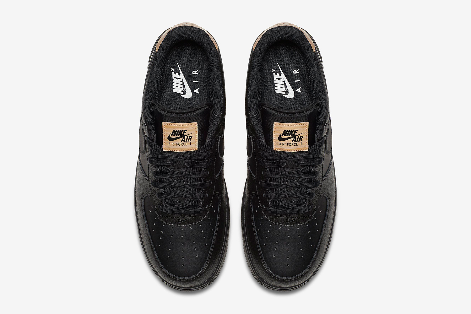 Nike Revamps Their Air Force 1 Model With A Premium Upgrade