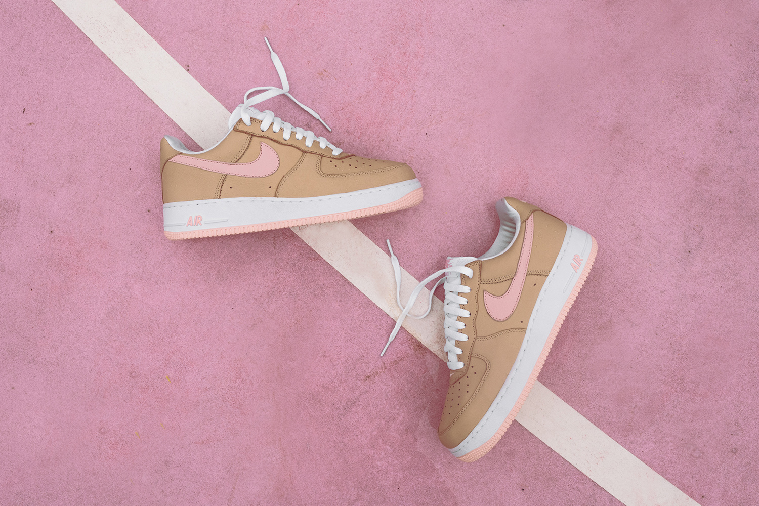 Nike Re-Release The Air Force 1 Linen