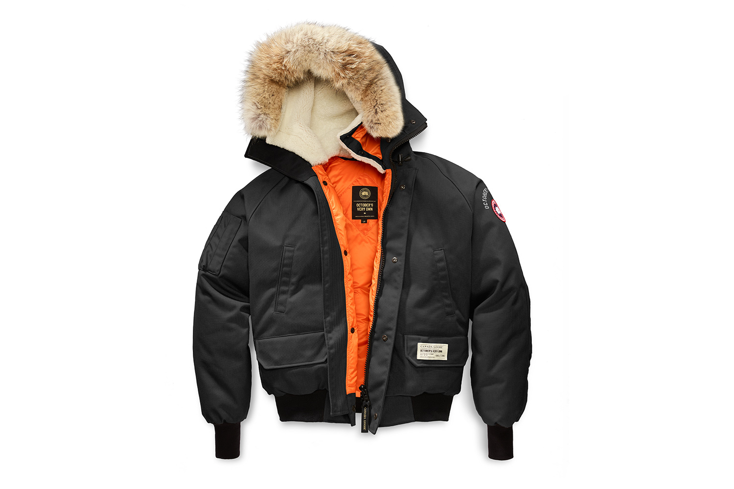 OVO Collaborate With Canada Goose On Outerwear and Headwear