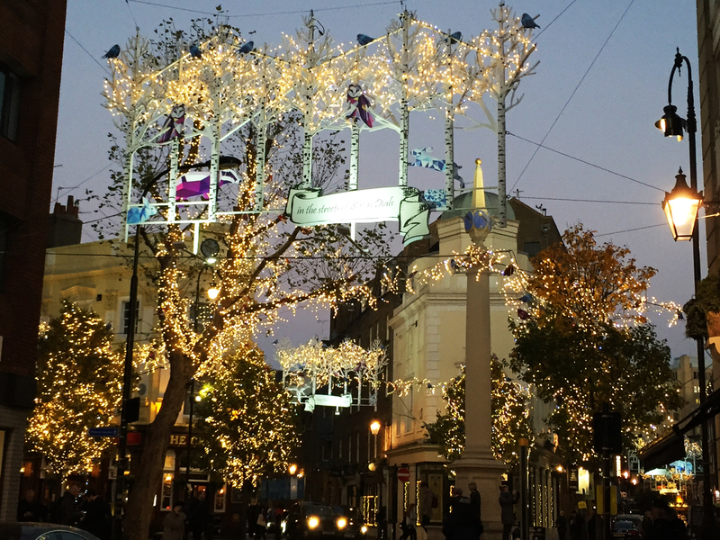 Spend A Day In Seven Dials