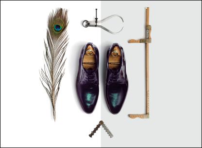 Ted Baker Launch New Line Of Luxury Footwear