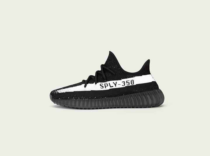"""adidas Yeezy Boost 350 V2 """"Black/White"""" To Drop Soon"""