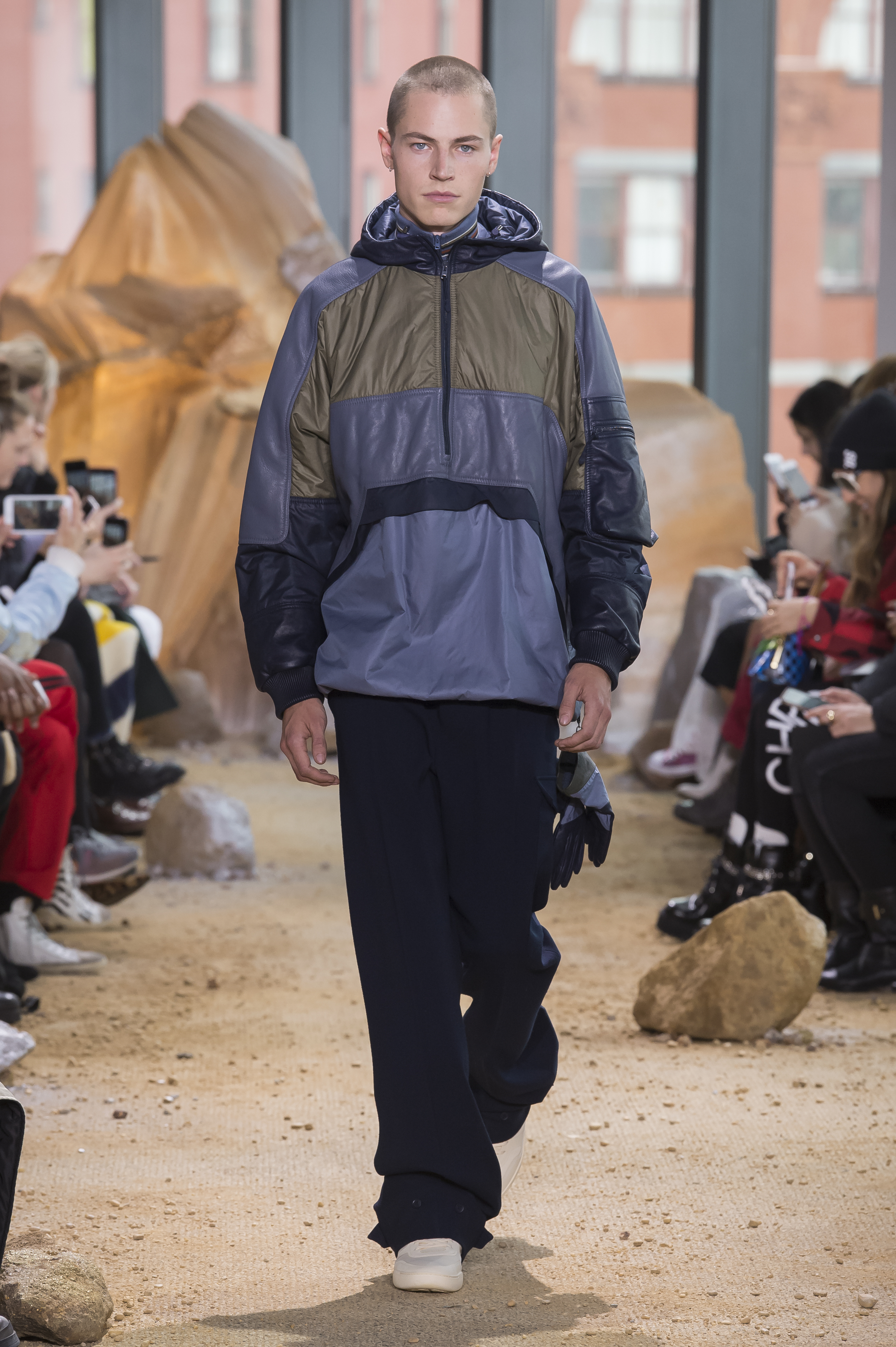 NYFW: Lacoste Fall/Winter 2017 Collection