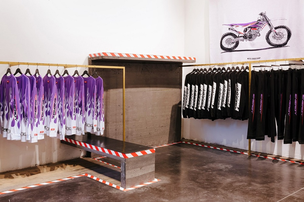 032c to Launch a Motocross Pop-Up Shop