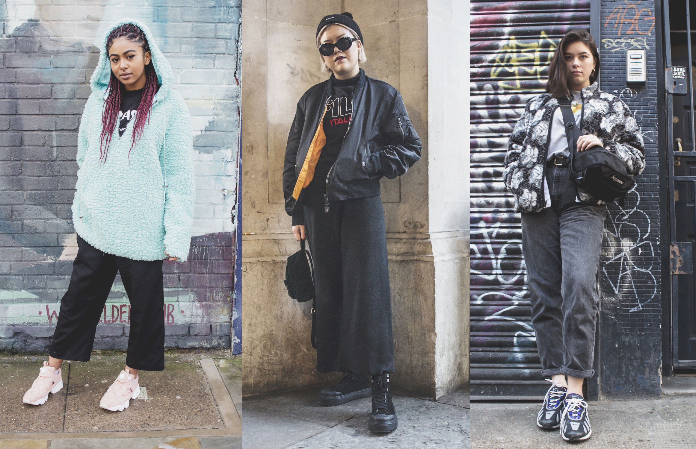 Street Style: PAUSE Interviews Six Girls From Streets