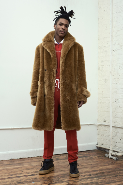 Band Of Outsiders Fall/ Winter 2017 Collection