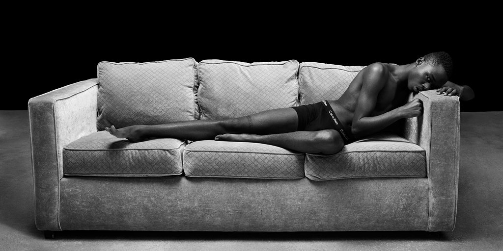 Calvin Klein Take It Back To Basics For Their S17 Campaign