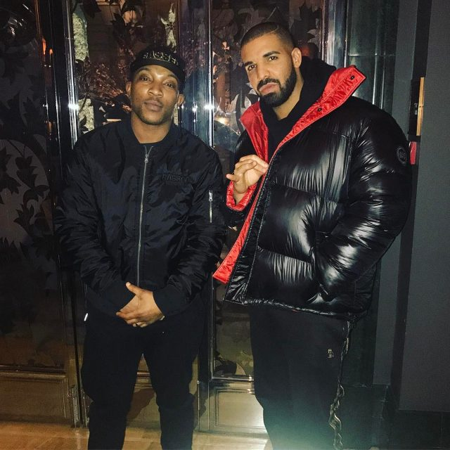 SPOTTED: Drake Rocks Vetements x Canada Goose and OVO Joggers