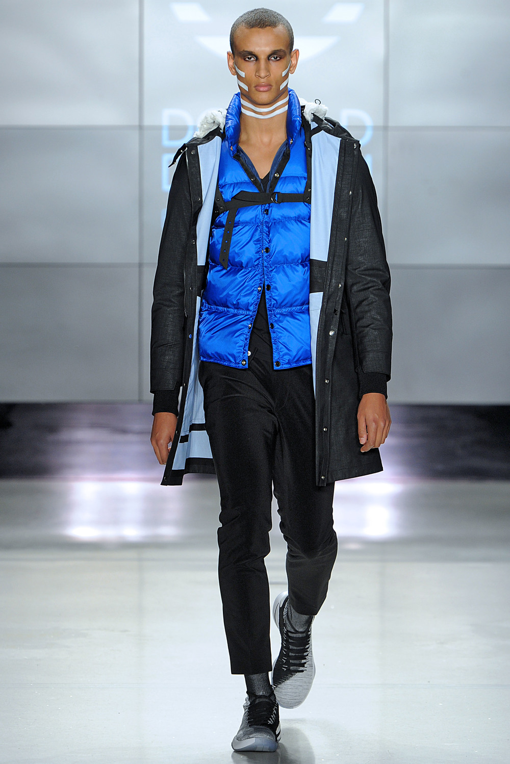 NYFWM: EFM Engineered For Motion Autumn/Winter 2017 Runway Show