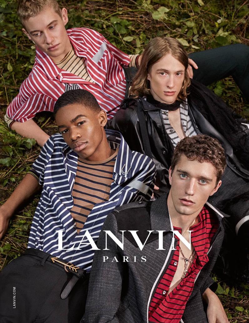 Lanvin Spring/Summer 2017 Campaign