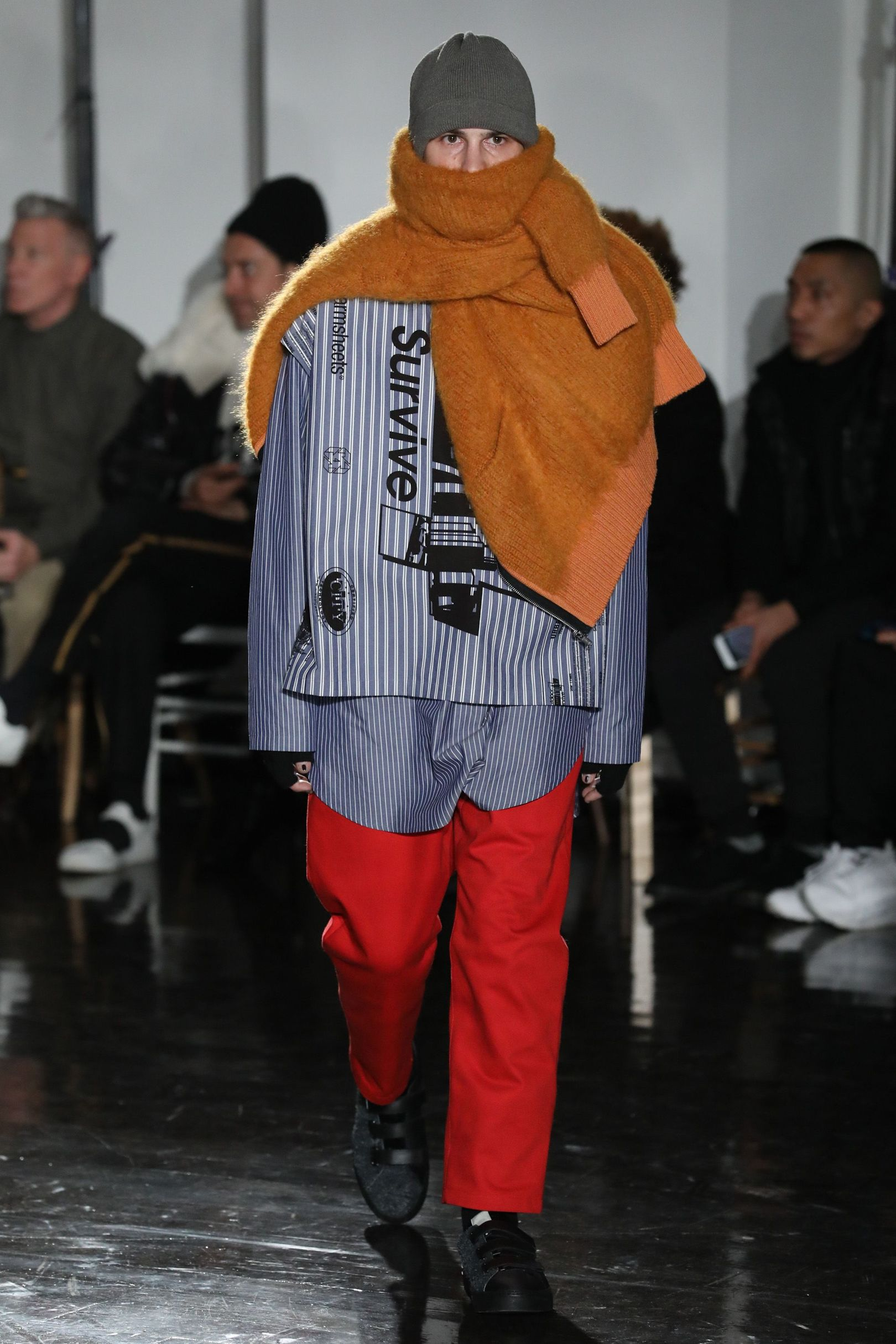 NYFWM: N.Hoolywood Fall/Winter 2017 Collection
