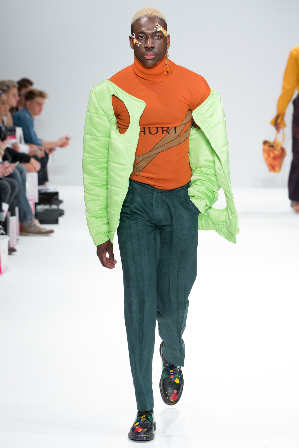 LFW: Orange Culture Fall/Winter 2017 Collection