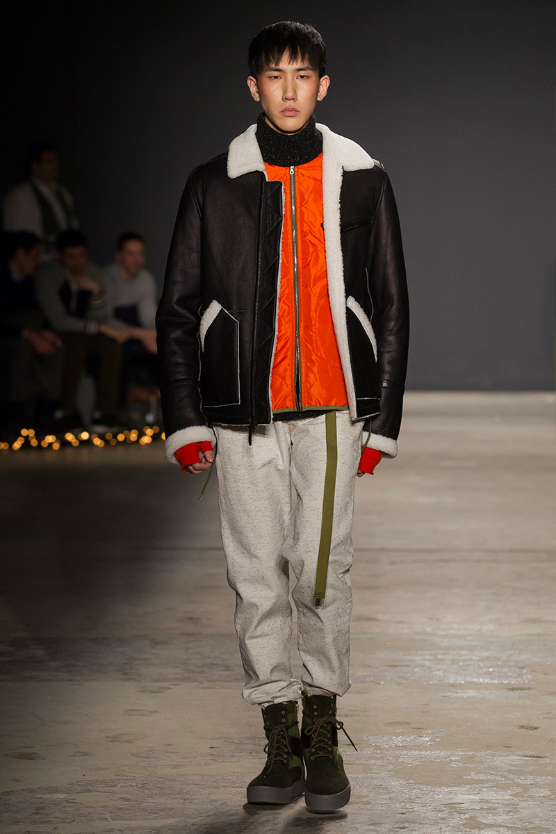NYFWM: Ovadia & Sons Fall/Winter 2017 Collection