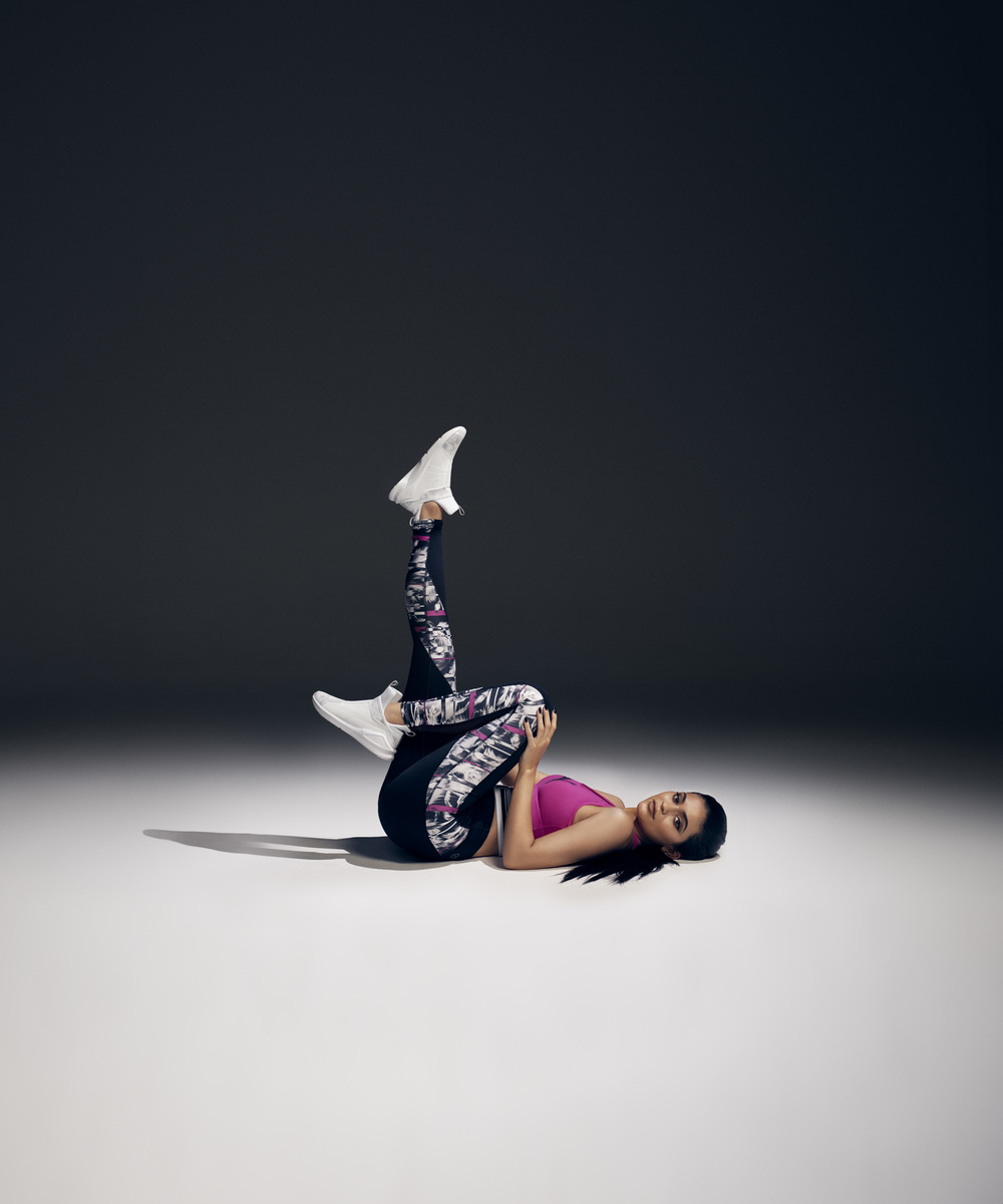 New York City Ballet And Kylie Jenner Launch PUMA Swan Pack Collection