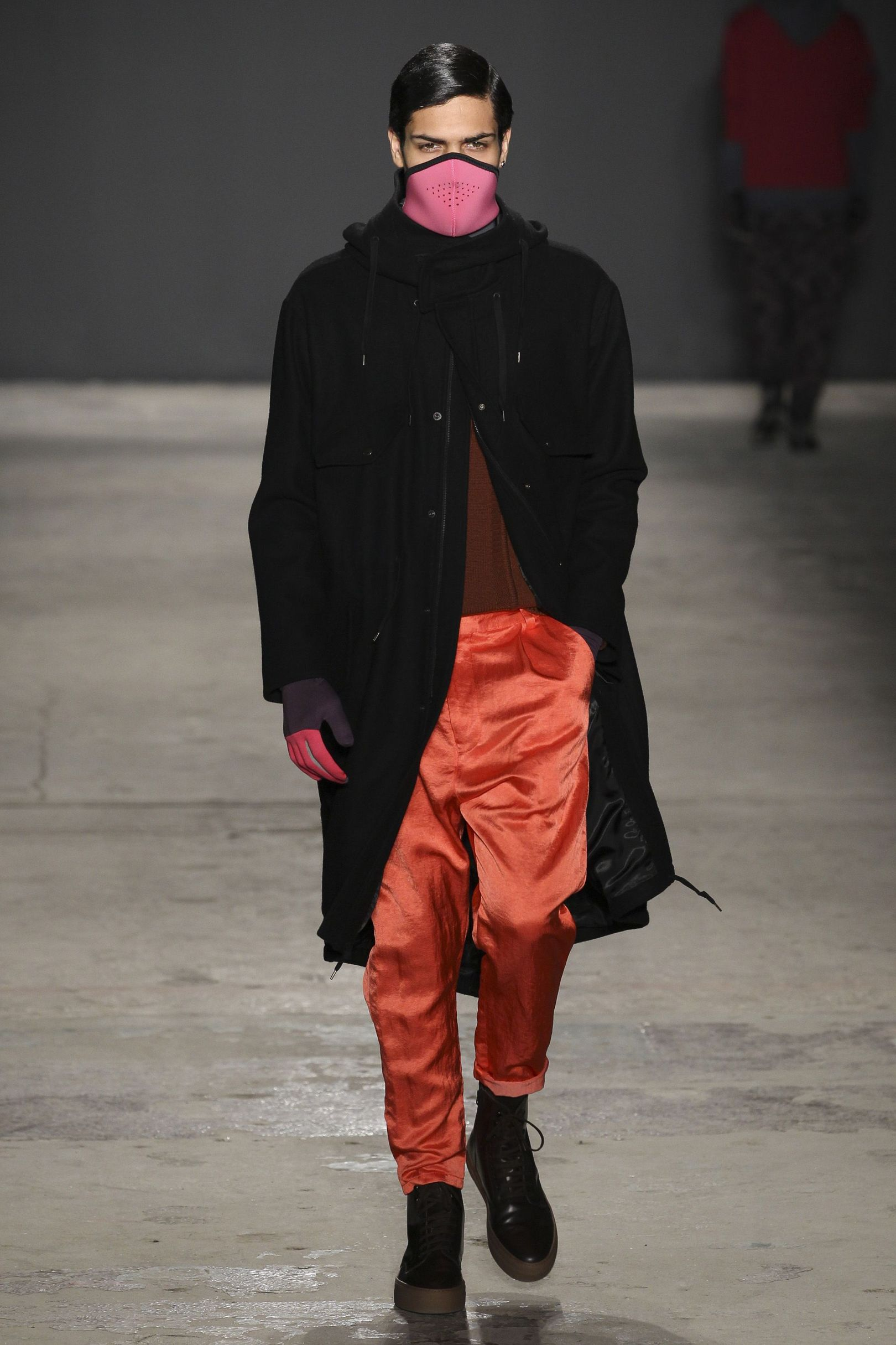NYFWM: Robert Geller Fall/Winter 2017 Collection