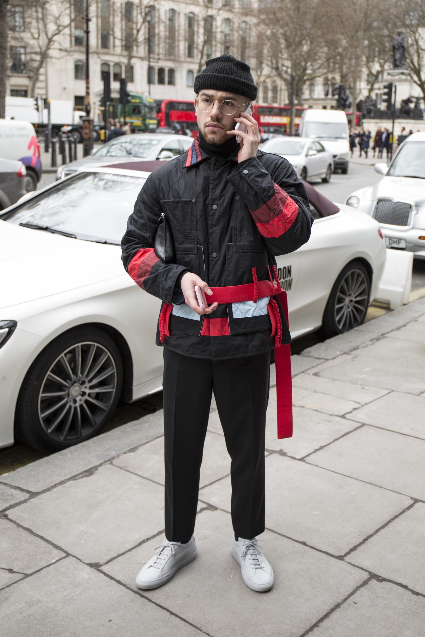 Street Style Shots: London Fashion Week Part 2