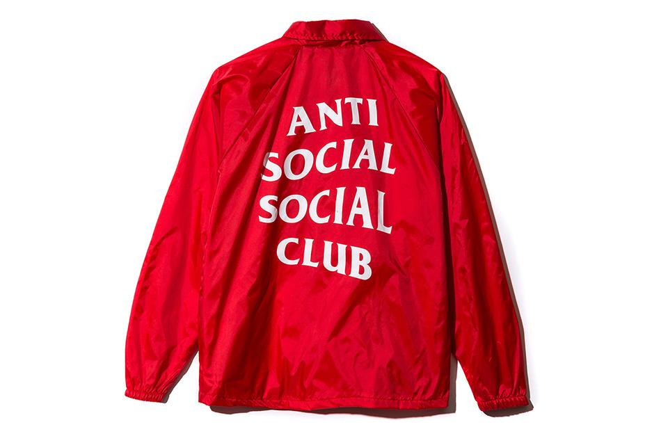 Anti Social Social Club's Asia Exclusive Collection