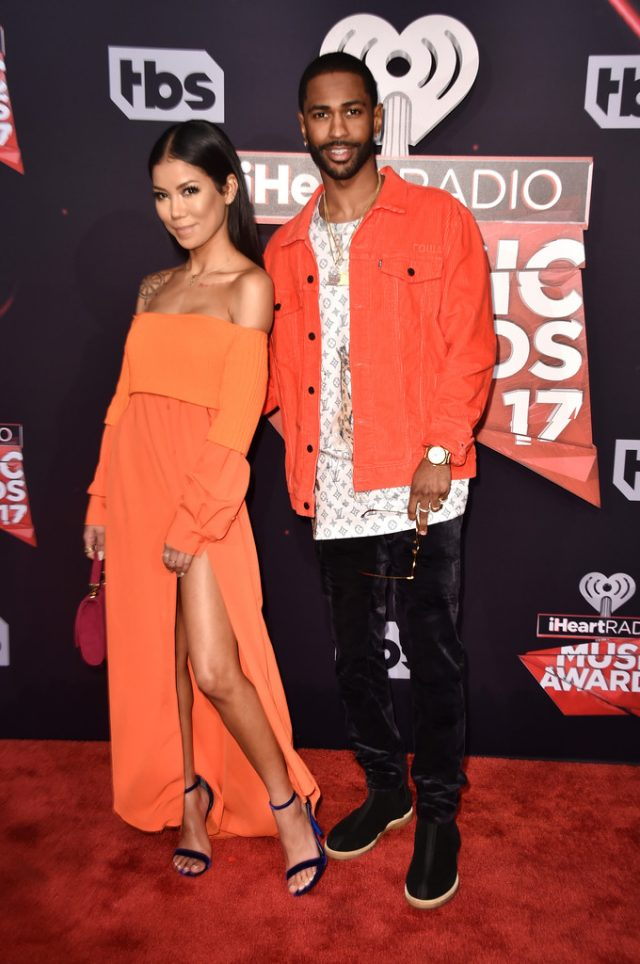 SPOTTED: Big Sean In a Levi's x Gosha Rubchinskiy Jacket, a Louis Vuitton T-Shirt and Daniel Patrick Boots